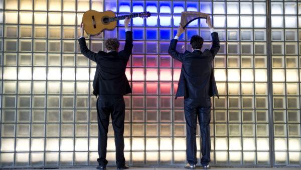 Teaser muziekfilmpjes Verso: Jacques Ibert en Chiel Meijering