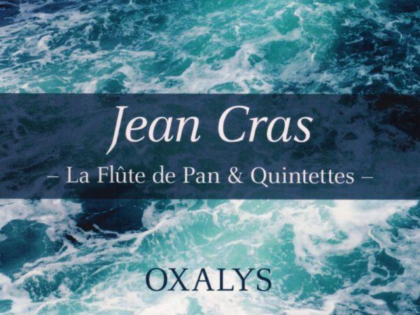 DIAPASON D'OR Award: Jean Cras 'La Flûte de Pan & Quintettes'